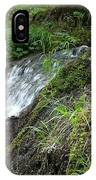 Waterfall 1 IPhone Case