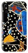 Murle South Sudanese Wise Virgin IPhone Case