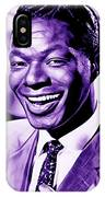 Nat King Cole Collection IPhone Case