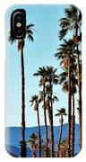 Palm Springs IPhone Case