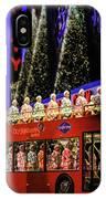 Radio City Rockettes New York City IPhone Case