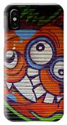 Street Art In Palma Majorca Spain IPhone Case