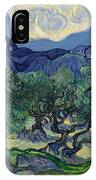The Olive Trees IPhone Case