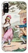 Thomas Paine (1737-1809) IPhone Case