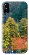 View Of Oregon IPhone Case