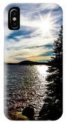 Waldo Lake IPhone Case
