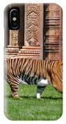 61- Sumatran Tiger IPhone Case