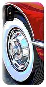 61 Corvette IPhone Case