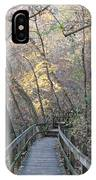 Ha Ha Tonka IPhone Case