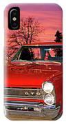 65 Gto IPhone Case