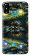 651 Speed Of Light IPhone Case