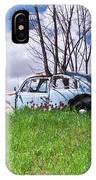 67 Volkswagen Beetle IPhone Case