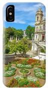 Braga Sanctuary Portugal IPhone Case