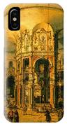 Canaletto IPhone Case