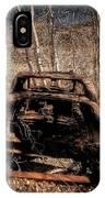 Derelict Transport IPhone Case
