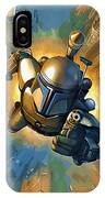 Empire Star Wars Poster IPhone Case