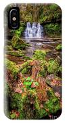 Goit Stock Waterfall IPhone Case