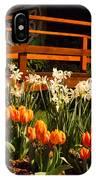 Imaginative Landscape Design IPhone Case