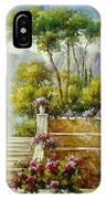 Italian Historical Villas IPhone Case