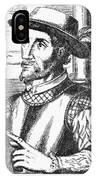Juan Ponce De Leon IPhone Case