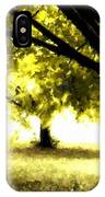 Landscape Wall IPhone Case