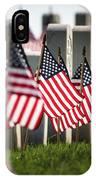 Memorial Day IPhone Case