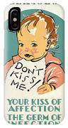 New Deal: Wpa Poster IPhone Case
