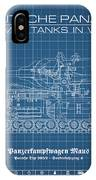 Panzerkampfwagen Maus IPhone Case
