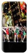Radio City Rockettes New York City IPhone Case