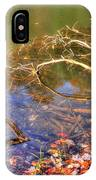 Rose Lake IPhone Case