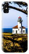 Sunset Bay Beach IPhone Case