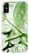 Time Is Money 16 IPhone Case
