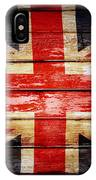 Union Jack Flag  IPhone Case