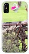 Yard Art IPhone Case