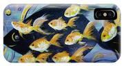 8 Gold Fish IPhone Case