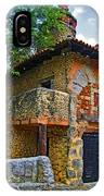 Altos De Chavon Texture. IPhone Case