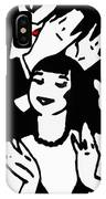 Art Deco Image IPhone Case