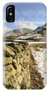 Brothers Water IPhone Case