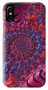 Fractal, Pattern, Kaleidoscope, Art IPhone Case
