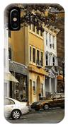 Greenwich Avenue IPhone Case