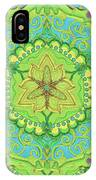 Indian Fabric Pattern IPhone Case