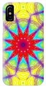 Kaleidoscope 4 IPhone Case