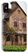 Marie - Antoinette's Estate Palace Of Versailles - Paris IPhone Case