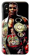 Mike Tyson Collection IPhone Case