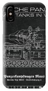 Panzerkampfwagen Maus IPhone Case