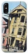 San Francisco Earthquake IPhone Case