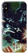 Star Wars Galactic Heroes Art IPhone Case