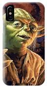 Video Star Wars Art IPhone Case