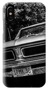Classic Cars IPhone Case