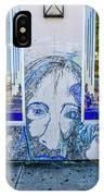 8261- Little Havana Mural IPhone Case